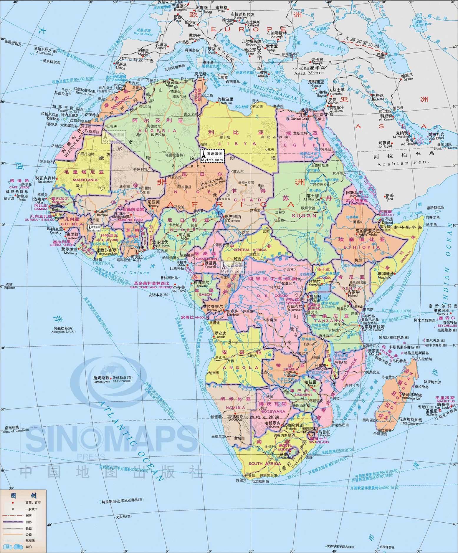 世界地图素材蓝底金色